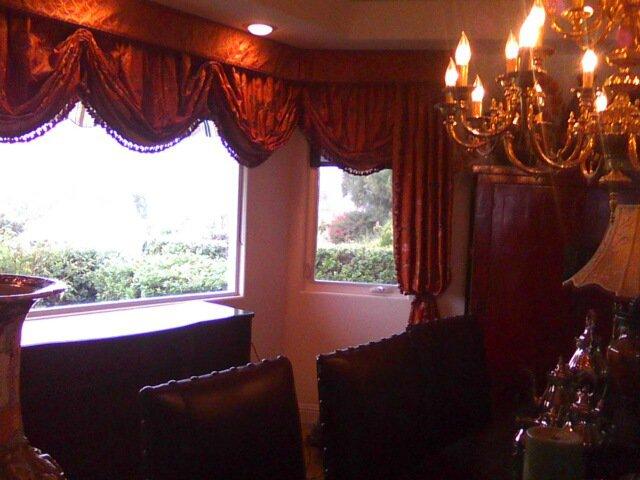Silk Window Treatments