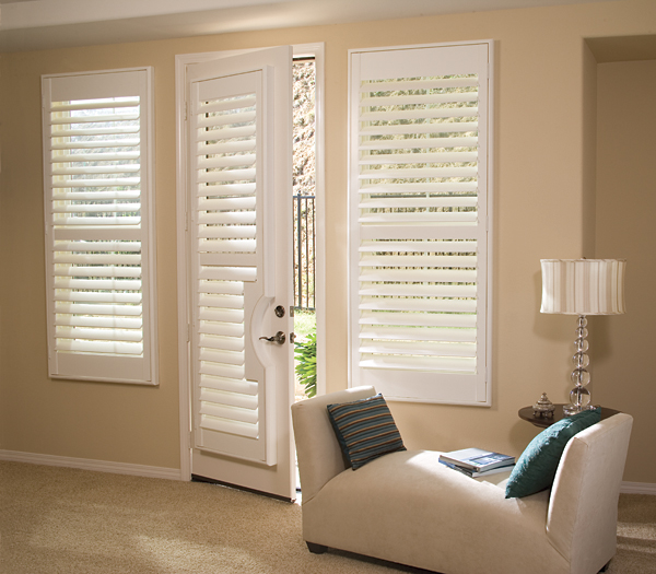 Talk about R-Values!  It's been said that Shutters are like putting a door on the window.