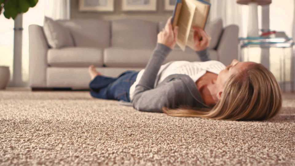 """SmartStrand Silk - Silky softness with superior performance. Select Mohawk """"Silk"""" carpet styles are included in our StoreWide Savings event."""