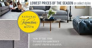 Happening Now! - Our National Karsatan Month savings event is happening now through November 4th, 2019.  Stop by to see and sample the beauty of Karastan carpeting, or schedule a complimentary consultation below and we'll bring the carpet to you!