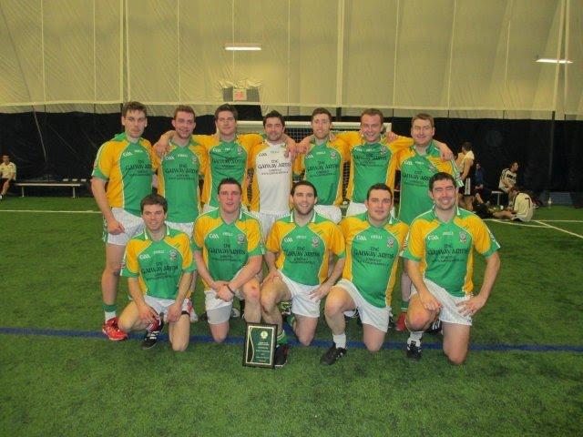 Toronto Gaels Gaelic Football 2013 GAA - 1