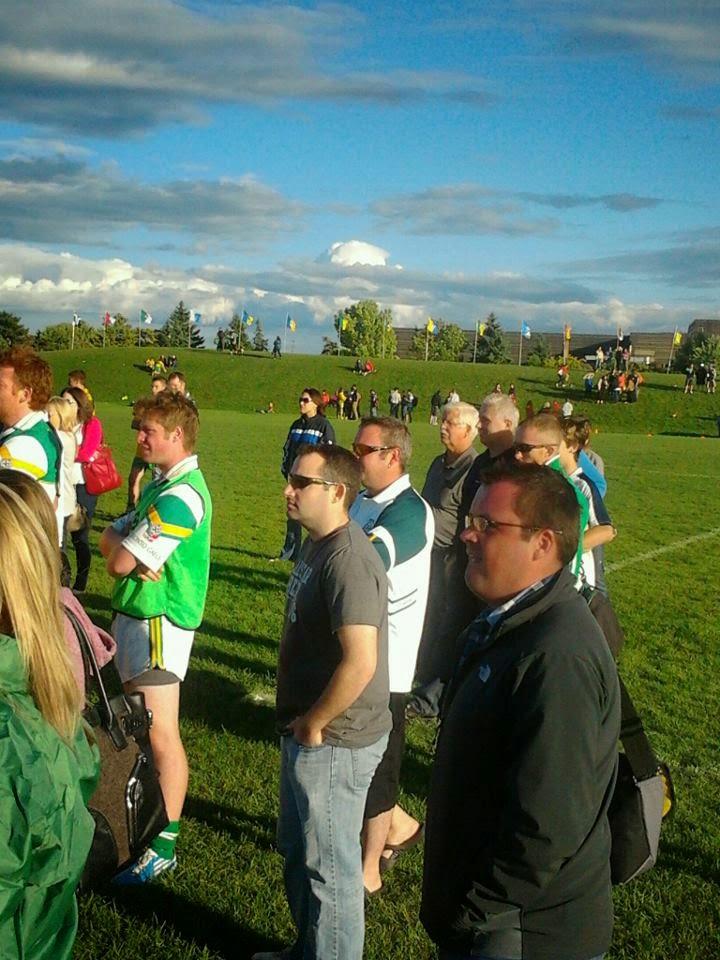 Toronto Gaels Gaelic Football 2012 GAA - 2