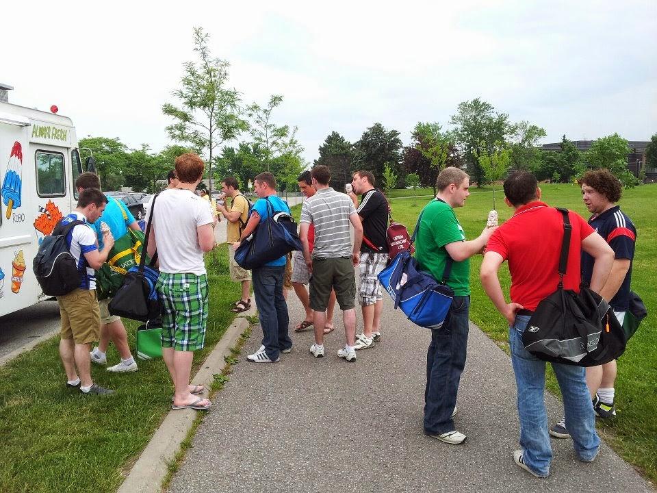 Toronto Gaels Gaelic Football 2012 GAA - 4