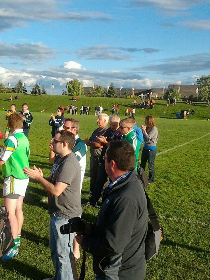 Toronto Gaels Gaelic Football 2012 GAA - 5