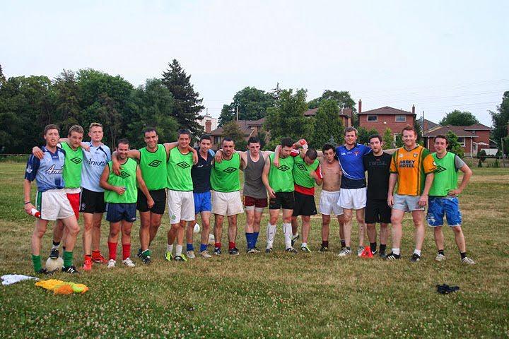 Toronto Gaels Gaelic Football 2012 GAA - 10