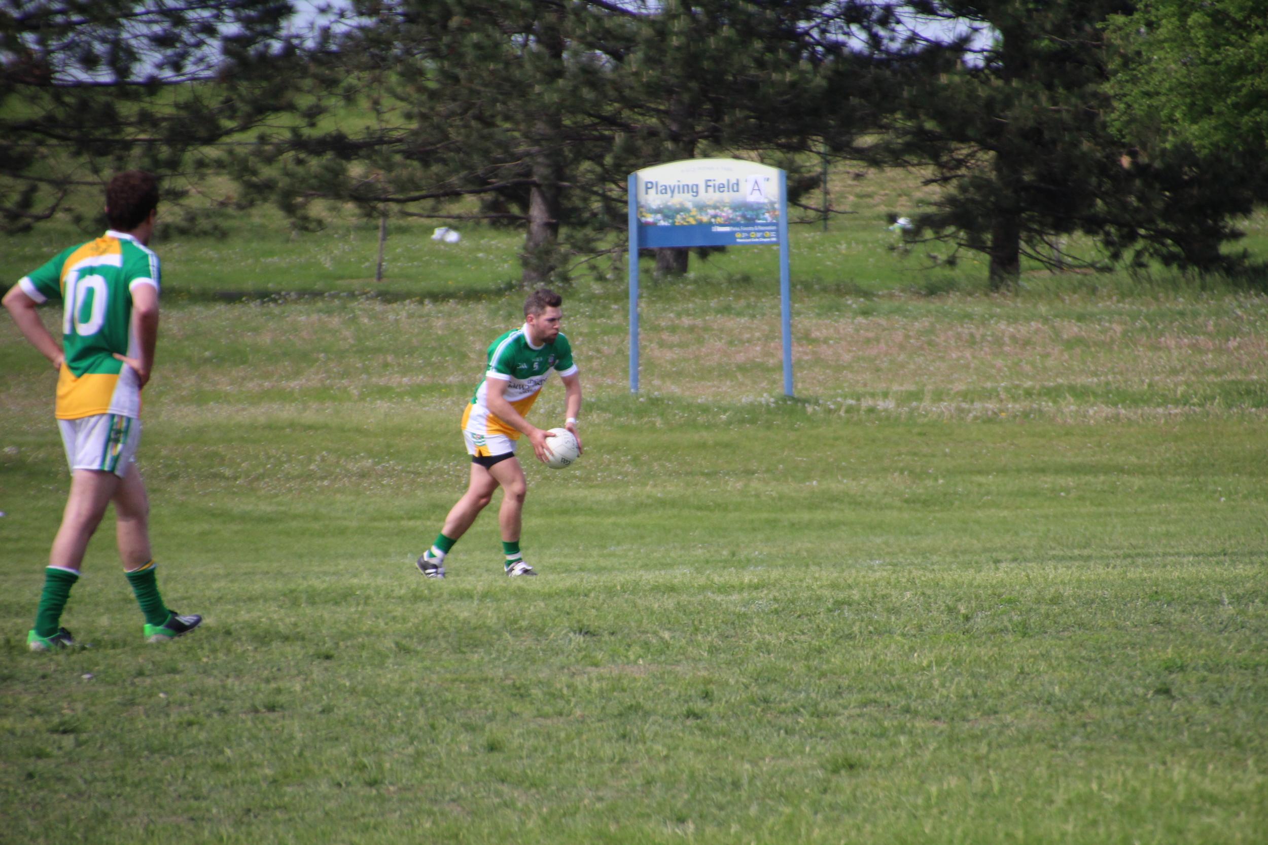 Toronto Gaels Gaelic Football 2014 GAA - 33