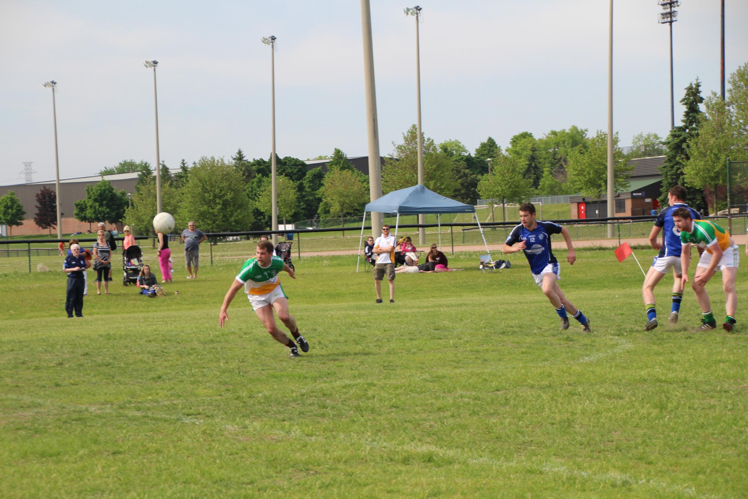 Toronto Gaels Gaelic Football 2014 GAA - 34
