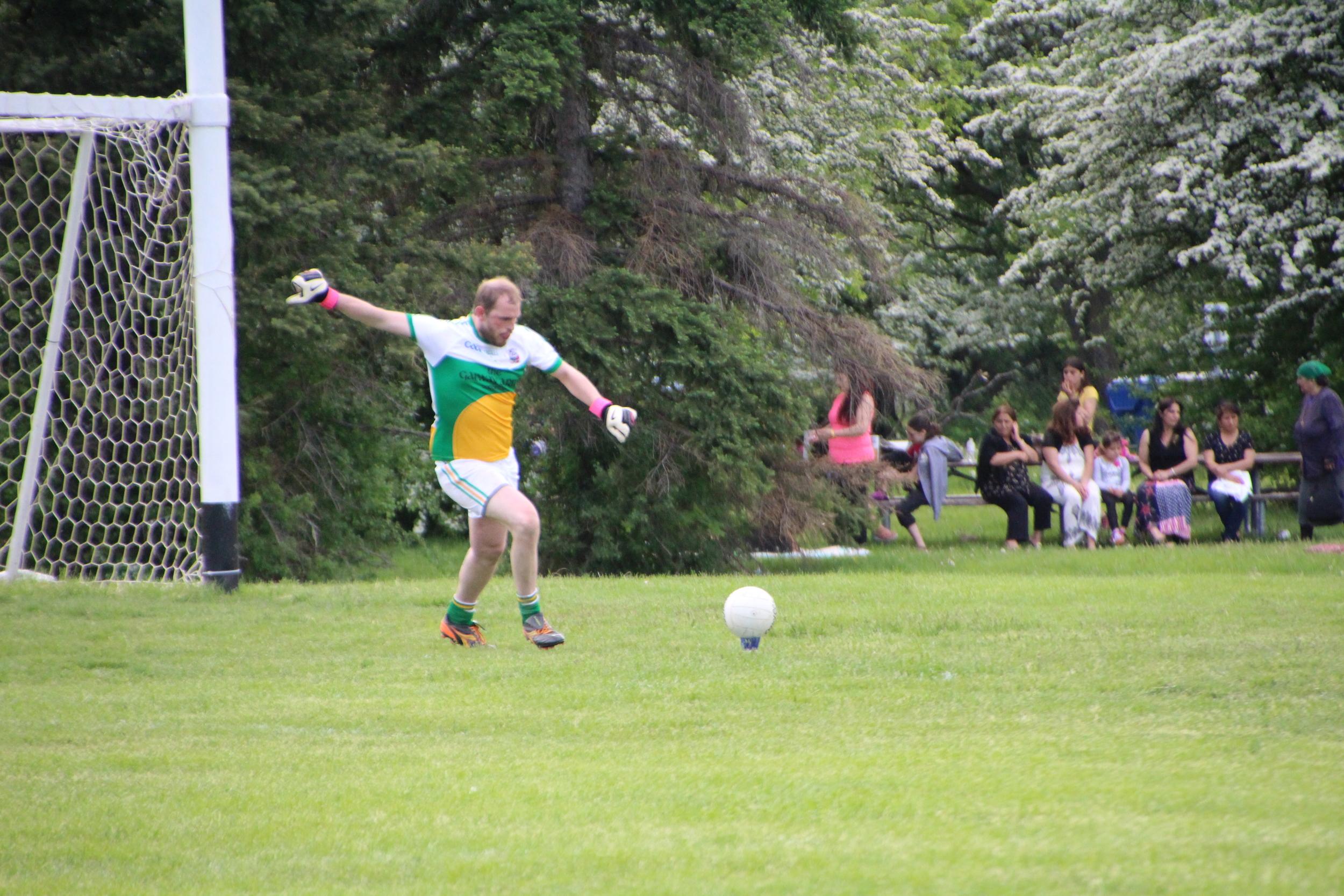 Toronto Gaels Gaelic Football 2014 GAA - 38