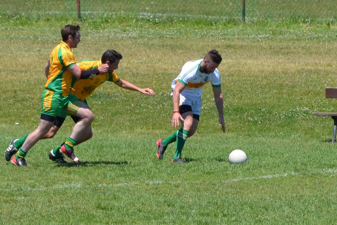 Toronto Gaels Gaelic Football 2014 GAA - 51