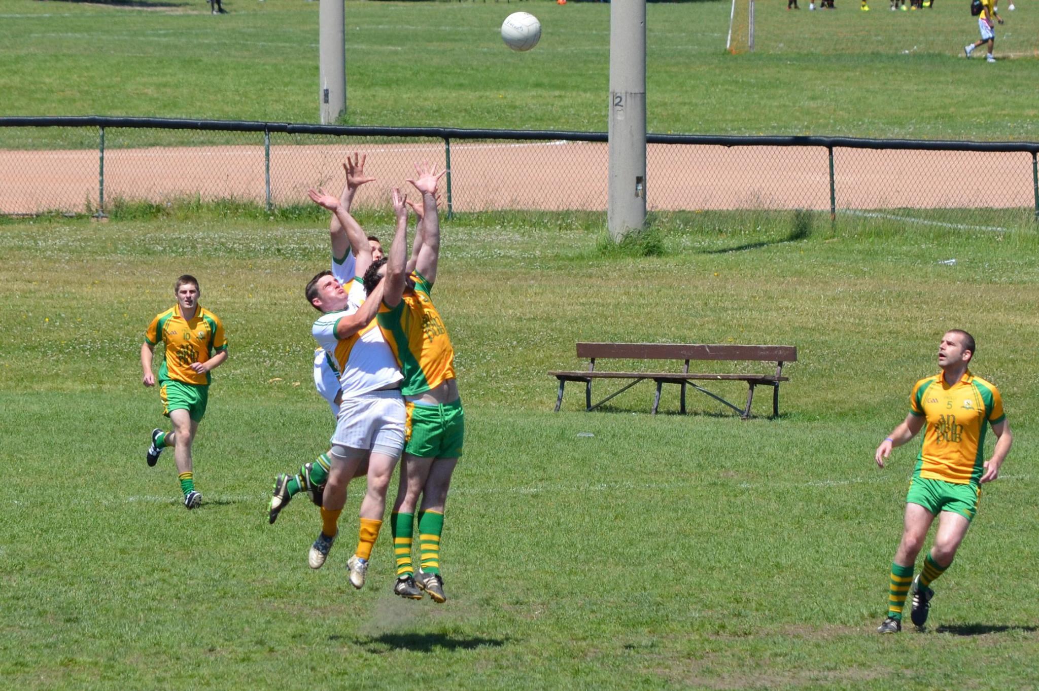 Toronto Gaels Gaelic Football 2014 GAA - 50