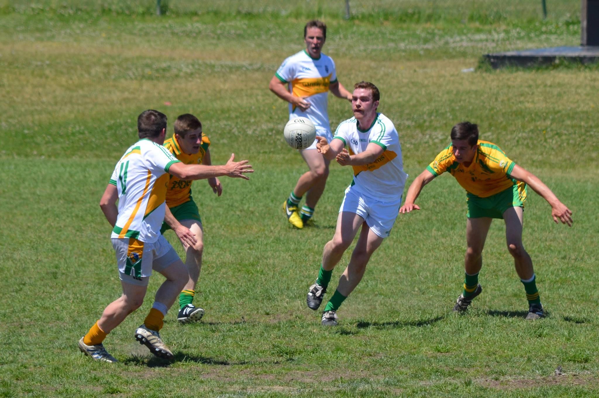 Toronto Gaels Gaelic Football 2014 GAA - 53