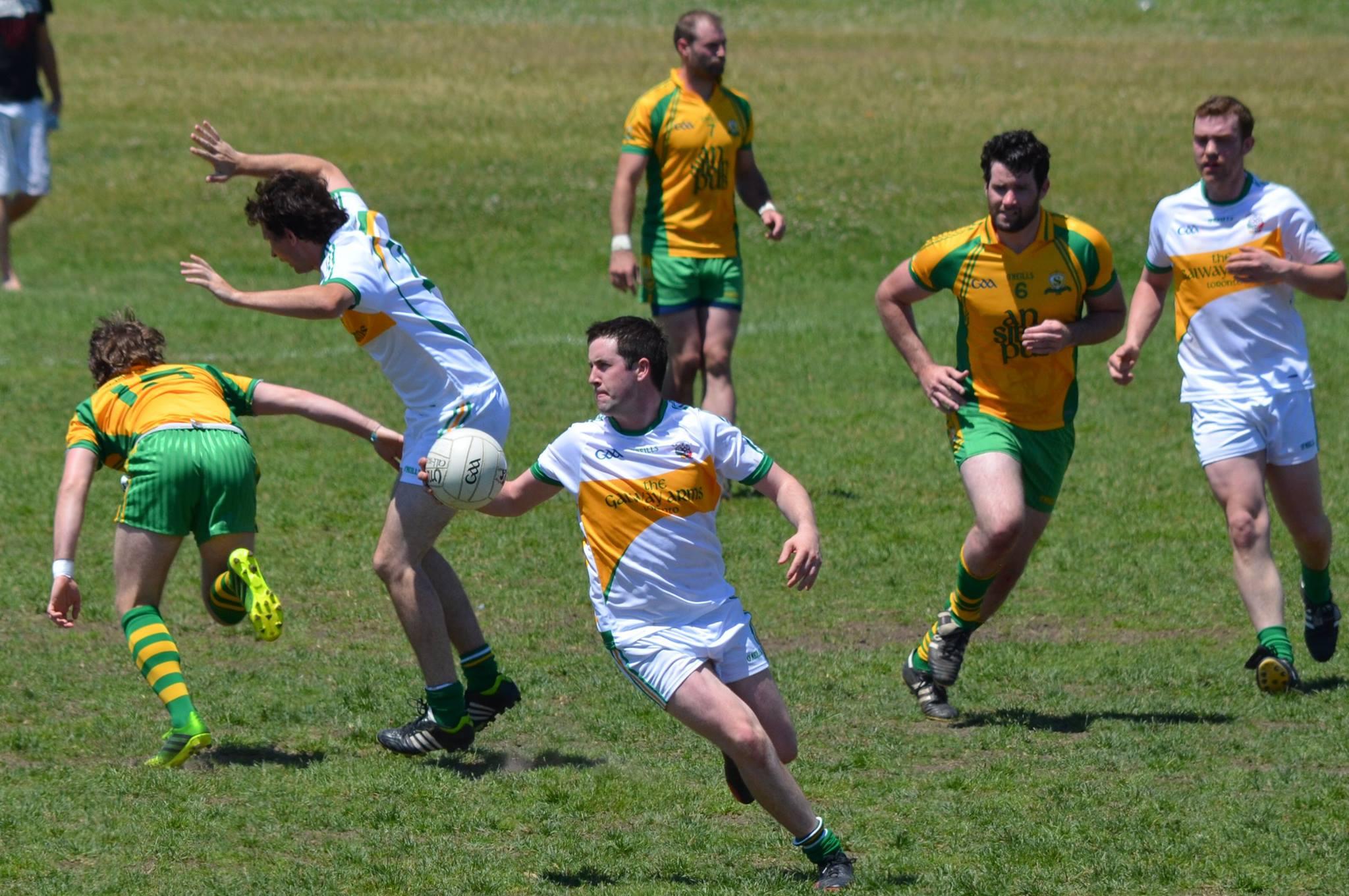 Toronto Gaels Gaelic Football 2014 GAA - 58