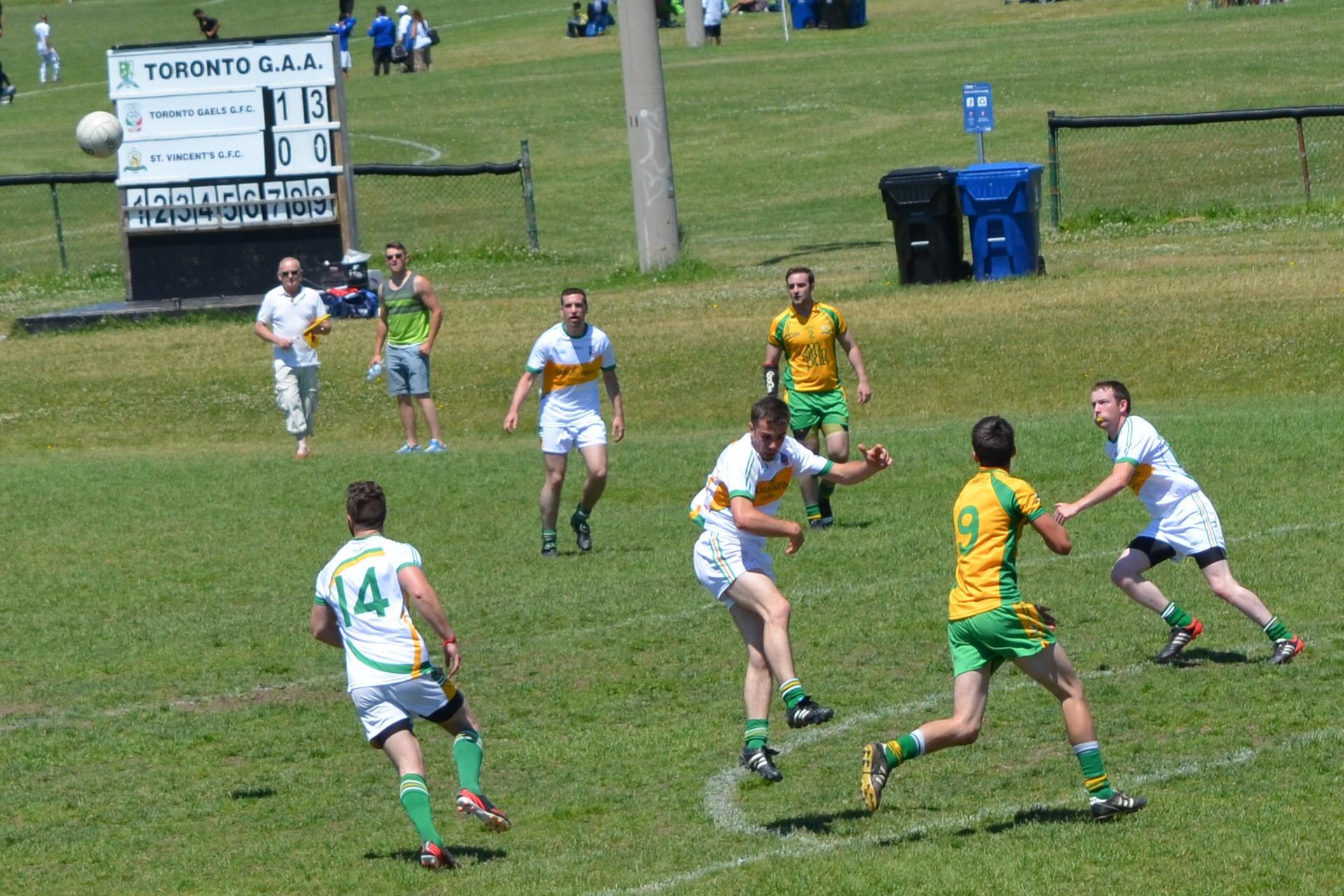 Toronto Gaels Gaelic Football 2014 GAA - 61