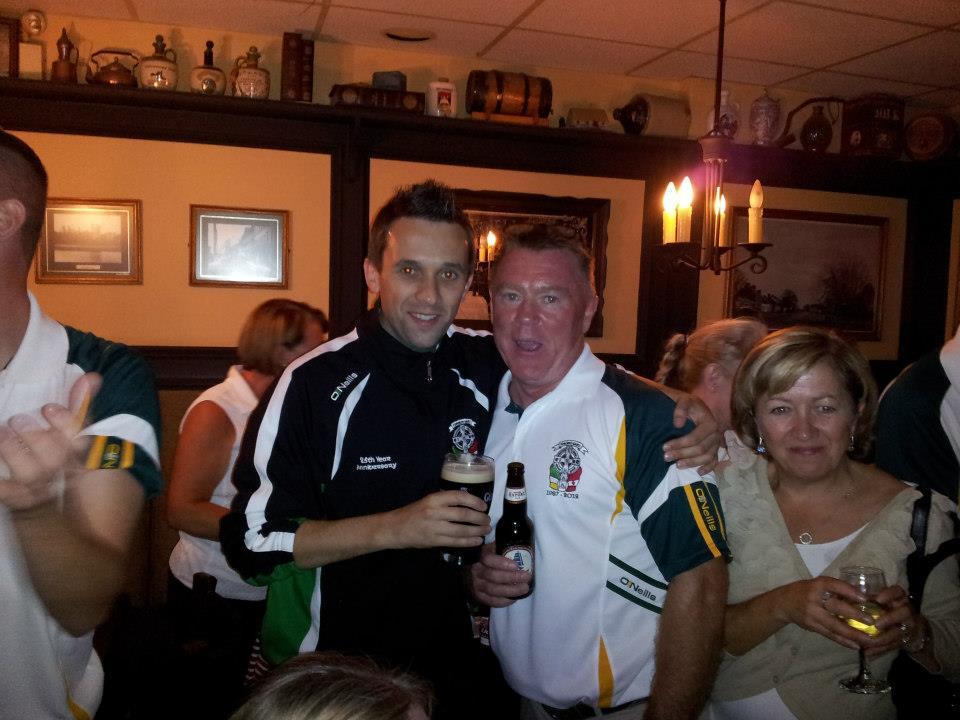 Toronto Gaels Gaelic Football 2012 GAA - 19