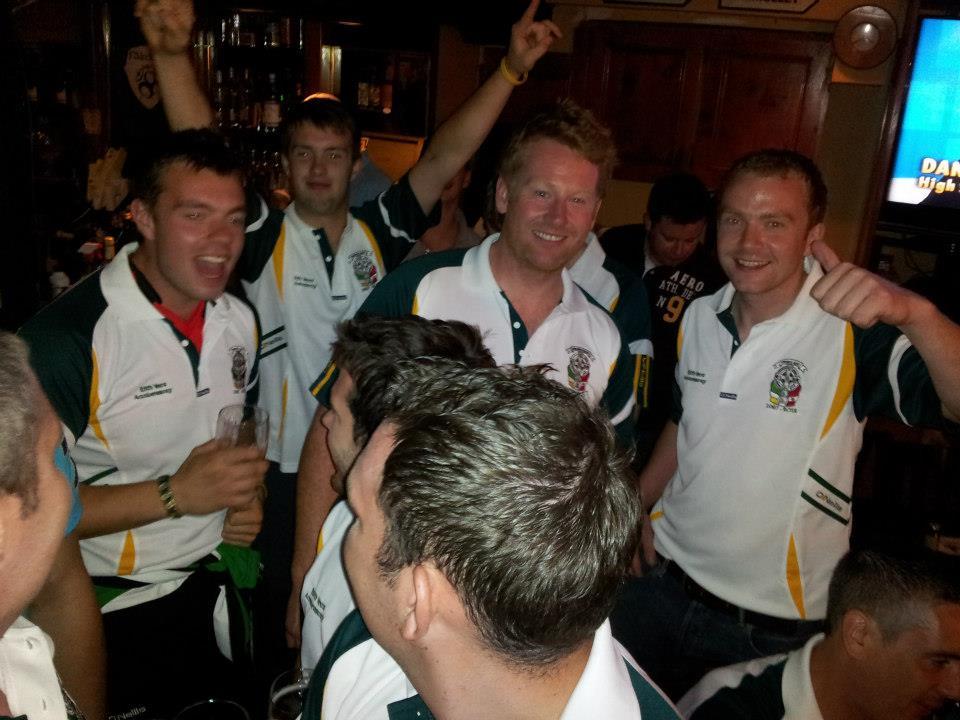 Toronto Gaels Gaelic Football 2012 GAA - 30