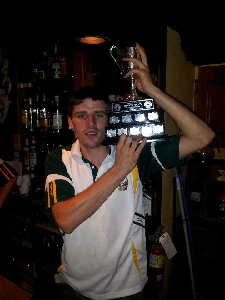 Toronto Gaels Gaelic Football 2012 GAA - 33