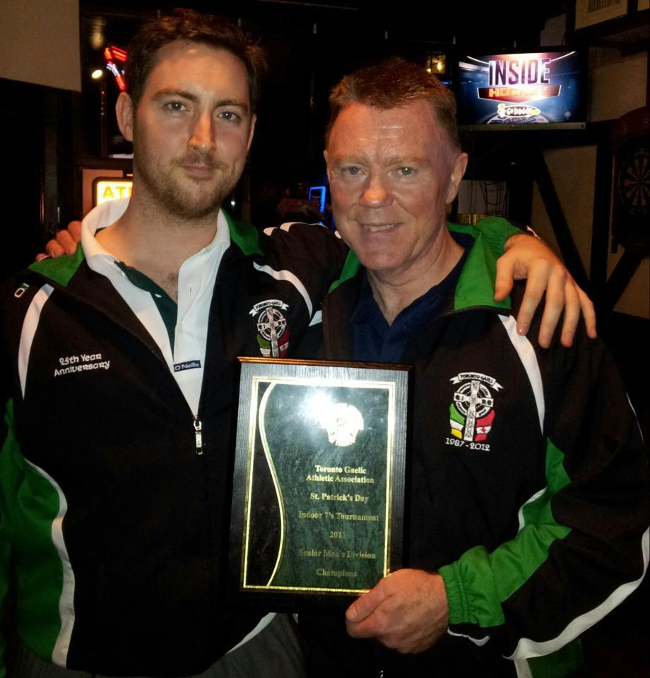 Toronto Gaels Gaelic Football 2013 GAA - 10