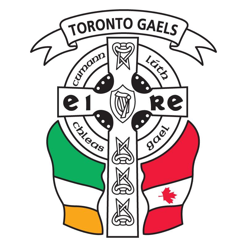 Toronto Gaels  Gaelic Football Club - Gaels Crest.png