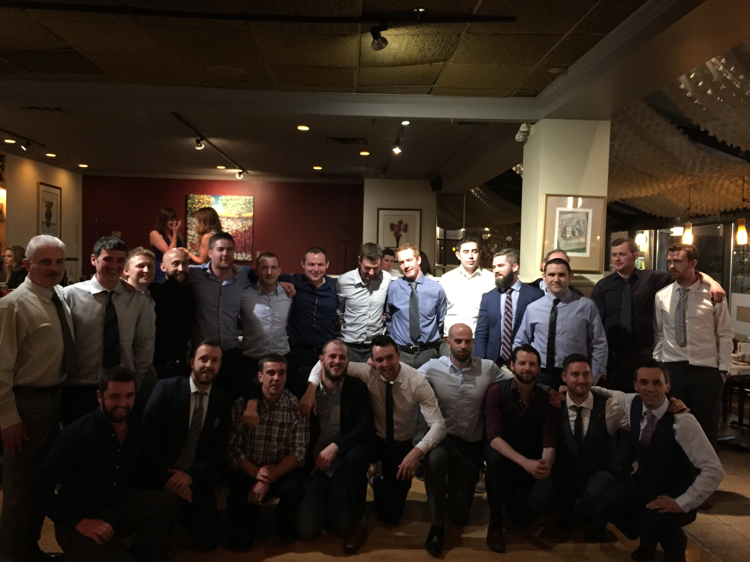 Toronto Gaels Gaelic Football Club - Awards Night 2015 - 2.JPG