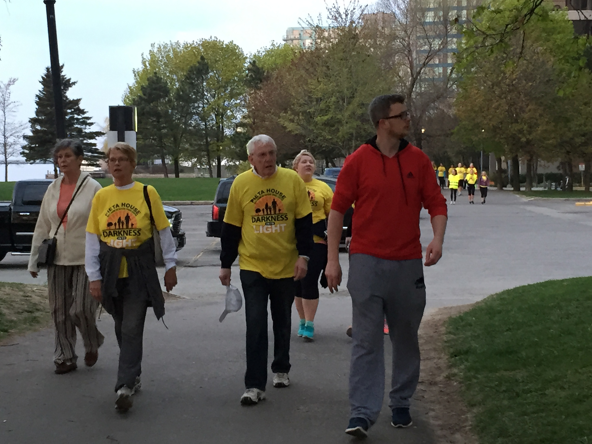 Toronto Gaelic Football Club - Darkness into Light 5k, May 9th - 8.JPG