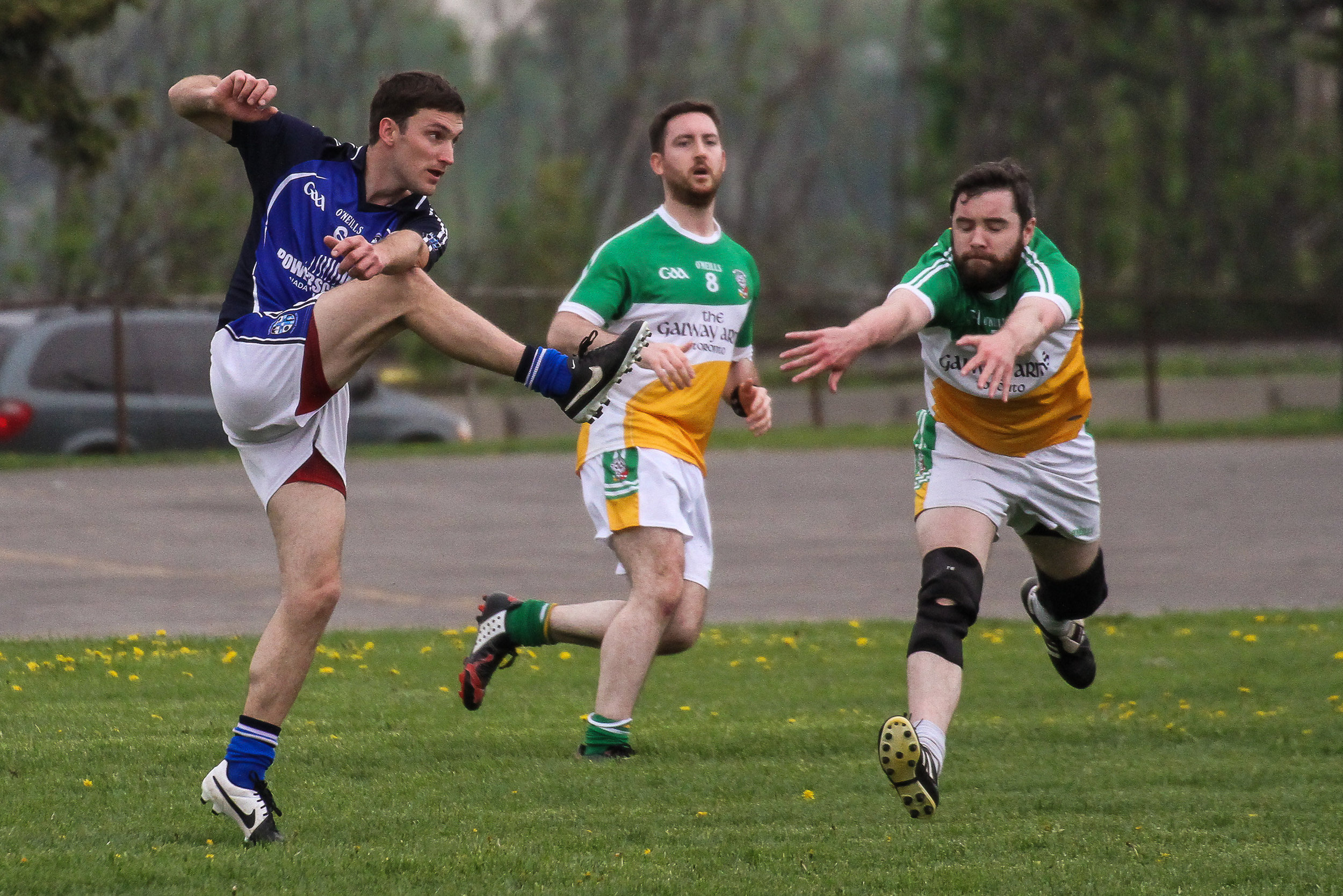 Toronto Gaels Gaelic Football Club - Montreal May Tournament 2015 - EmmetsvsGaels.jpg