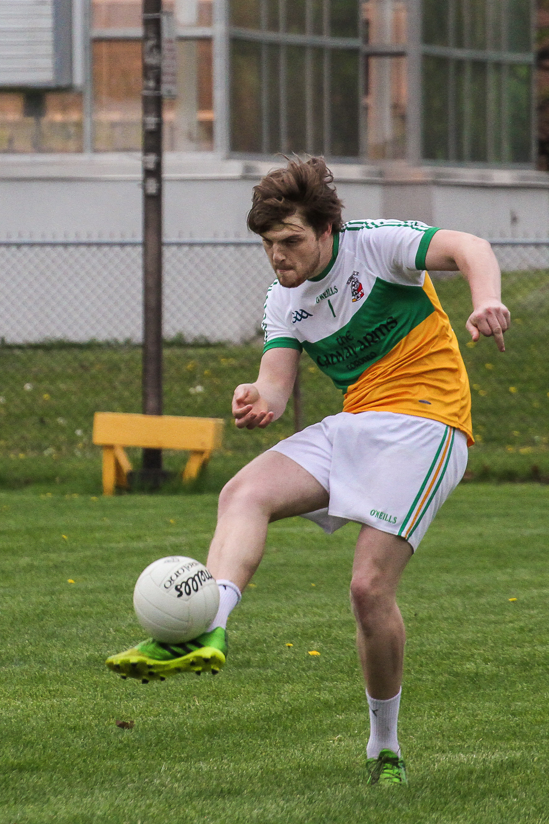 Toronto Gaels Gaelic Football Club - Montreal May Tournament 2015 - ShamrocksvsGaels(3of30).jpg
