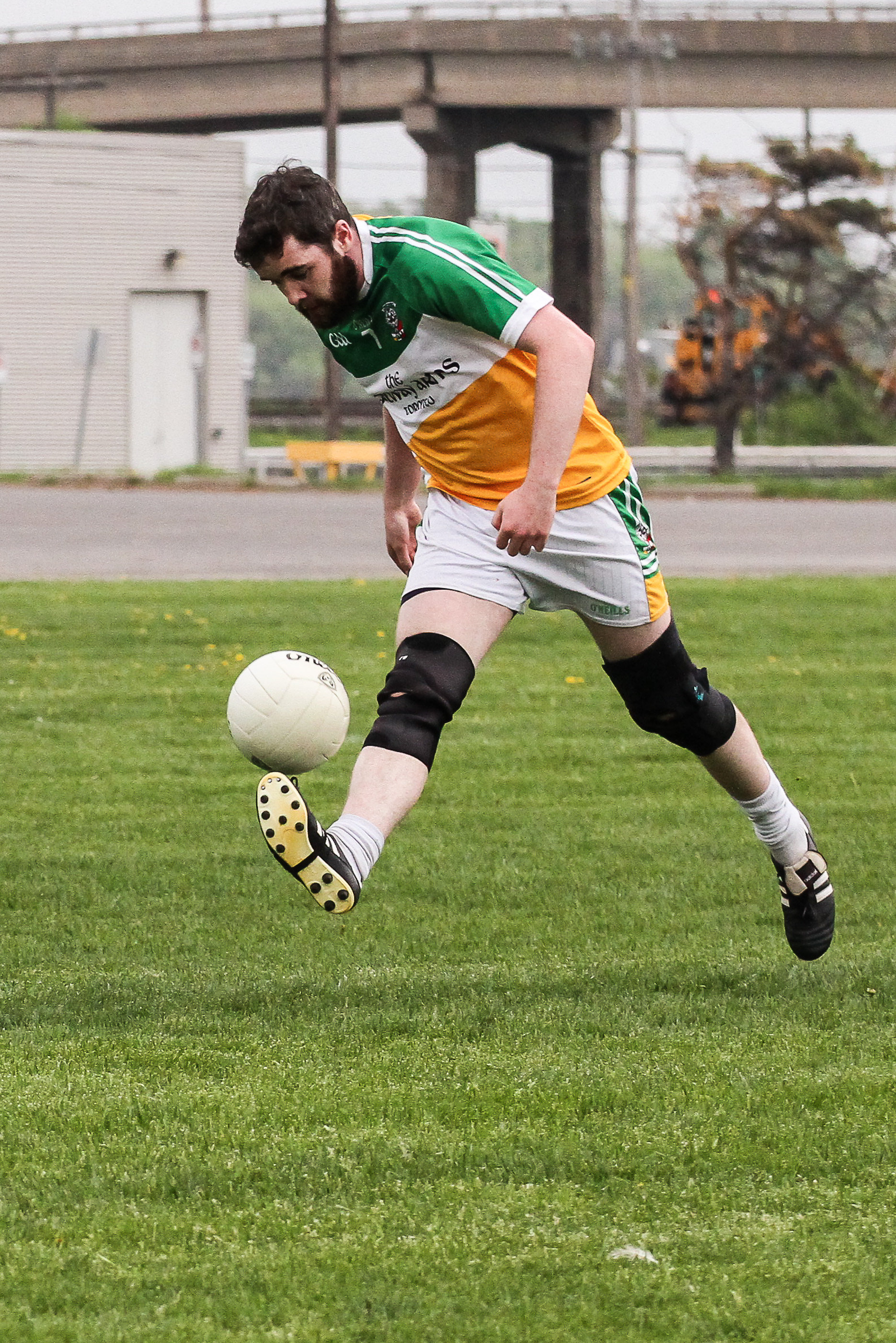 Toronto Gaels Gaelic Football Club - Montreal May Tournament 2015 - ShamrocksvsGaels(30of30).jpg