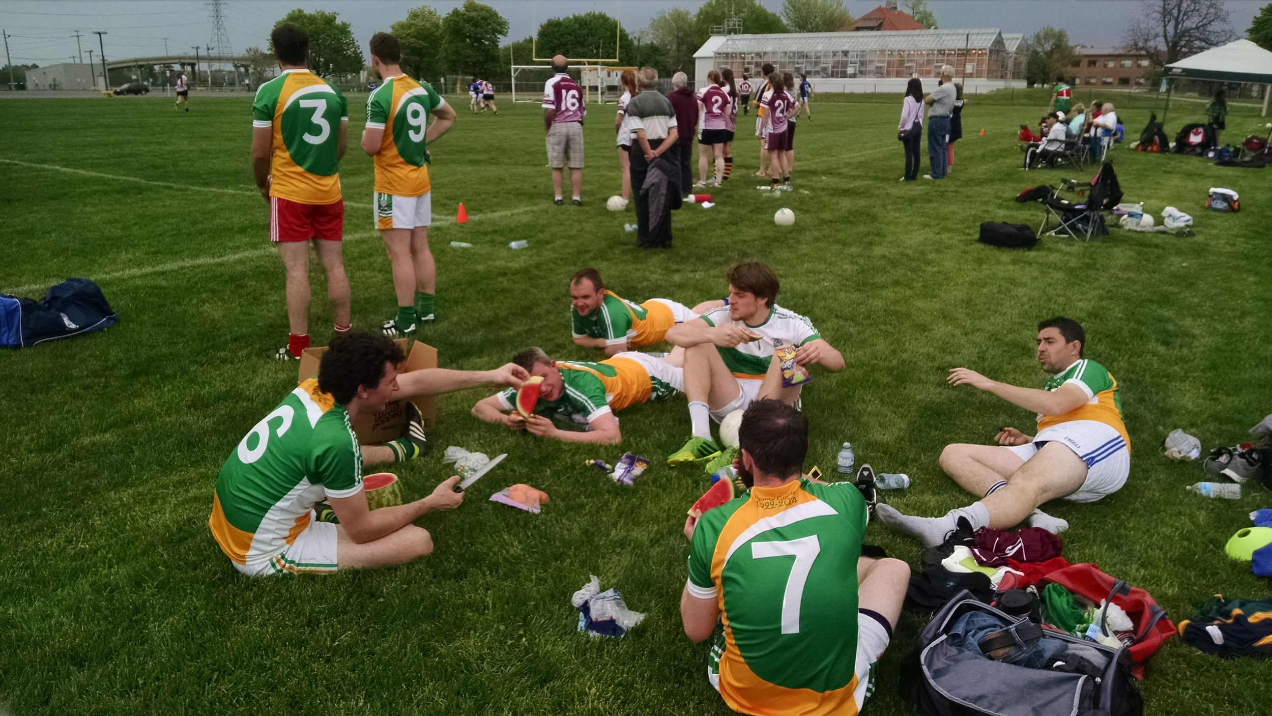 Toronto Gaels Gaelic Football Club - Montreal 9-a-side Tournament May 16th 2015 - 1.jpg