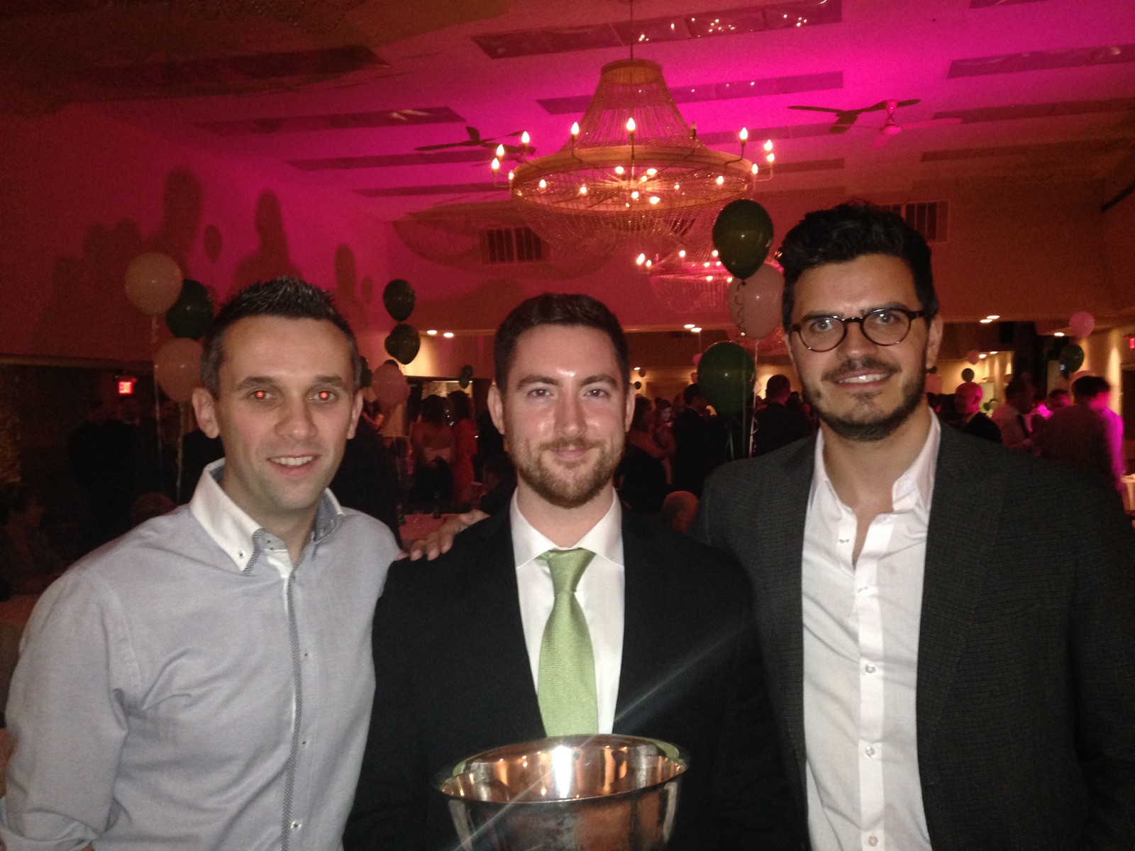 Toronto Gaels at the Toronto GAA 2015 Banquet - 1.jpg