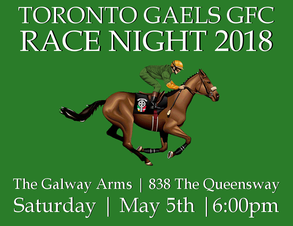 Toronto Gaels Race Night 2018 Poster.png