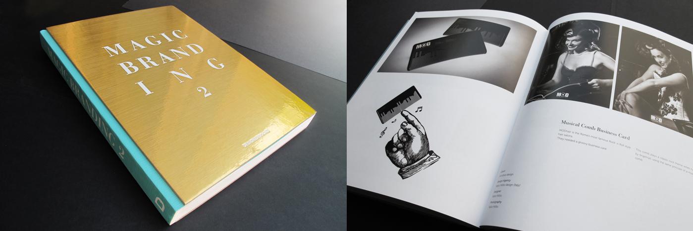 Magic Branding II | Designerbooks | Hong Kong | 2011