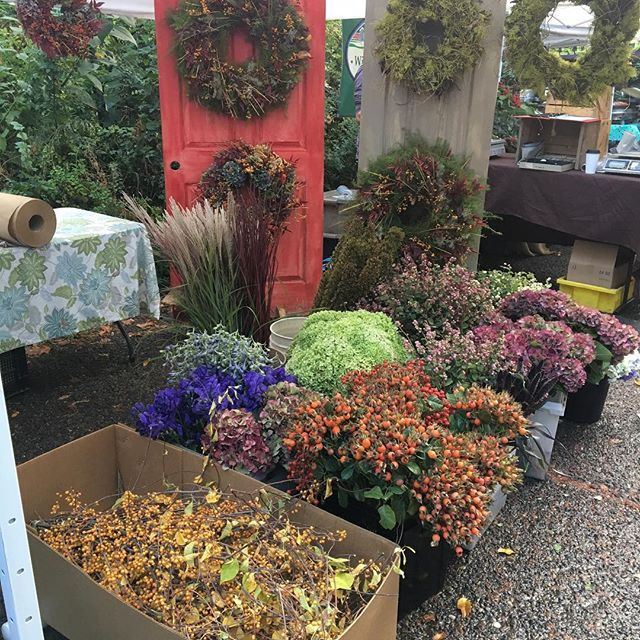 Fall is here #fall #kenyongrowers #mywreaths.com