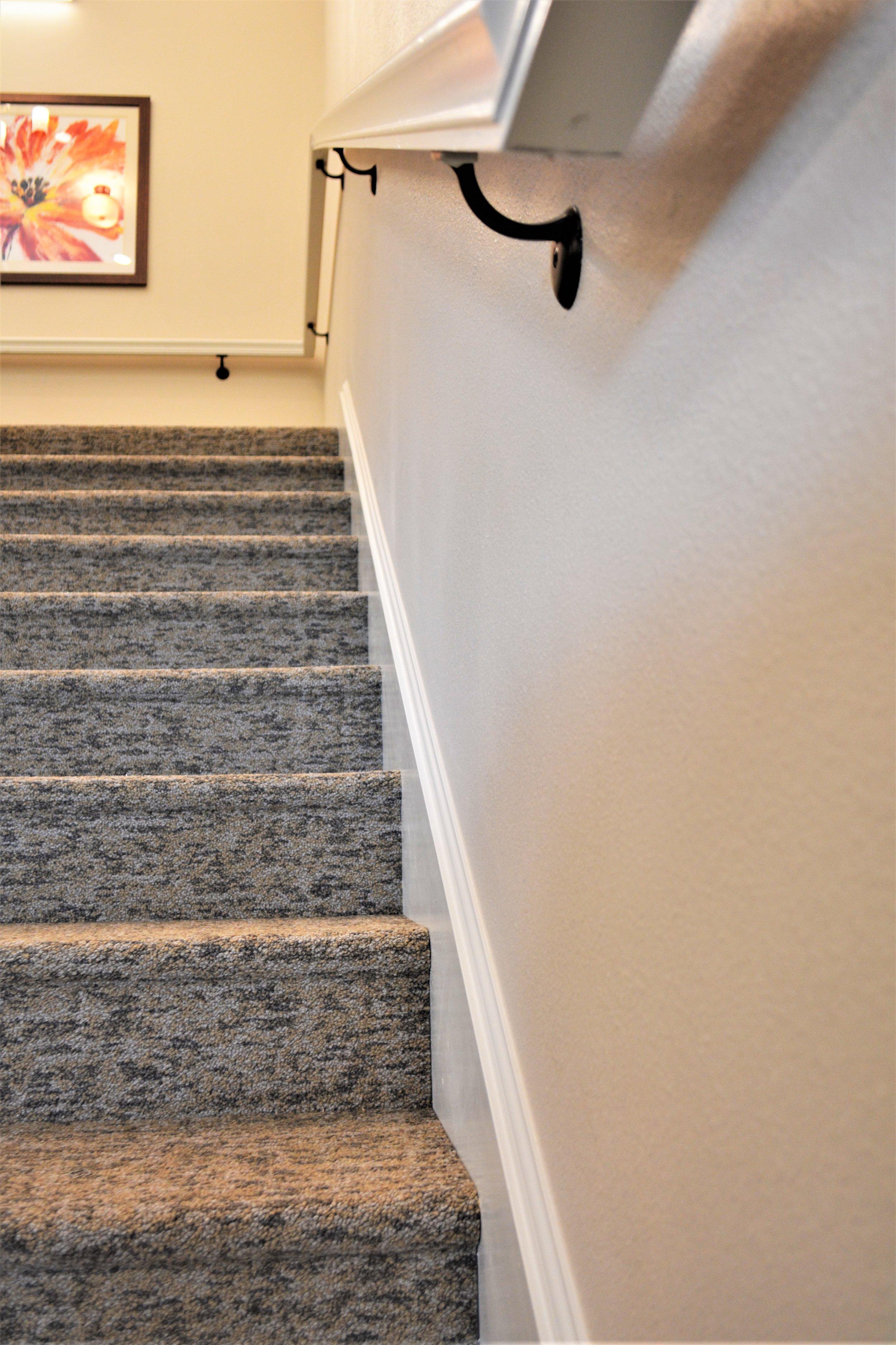 stair skirt and baluster hardware.JPG