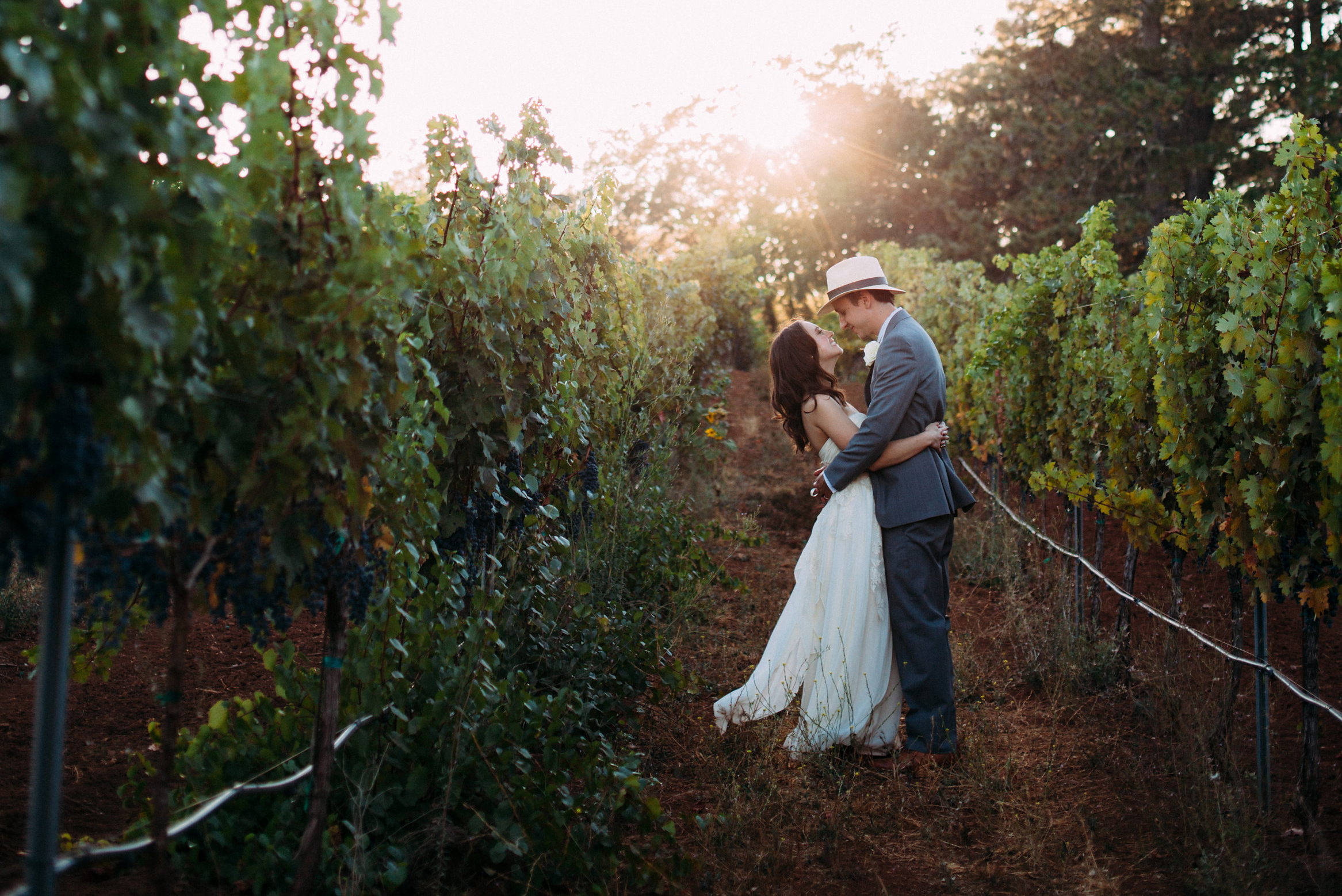 Mr + Mrs Henry :: Married | Angwin CA