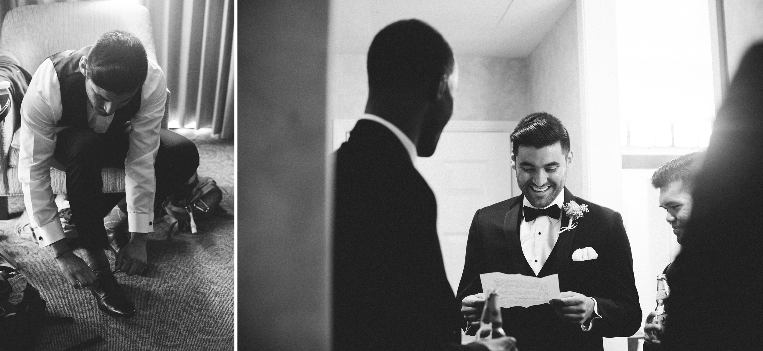 vintners Inn wedding | Santa Rosa | groom