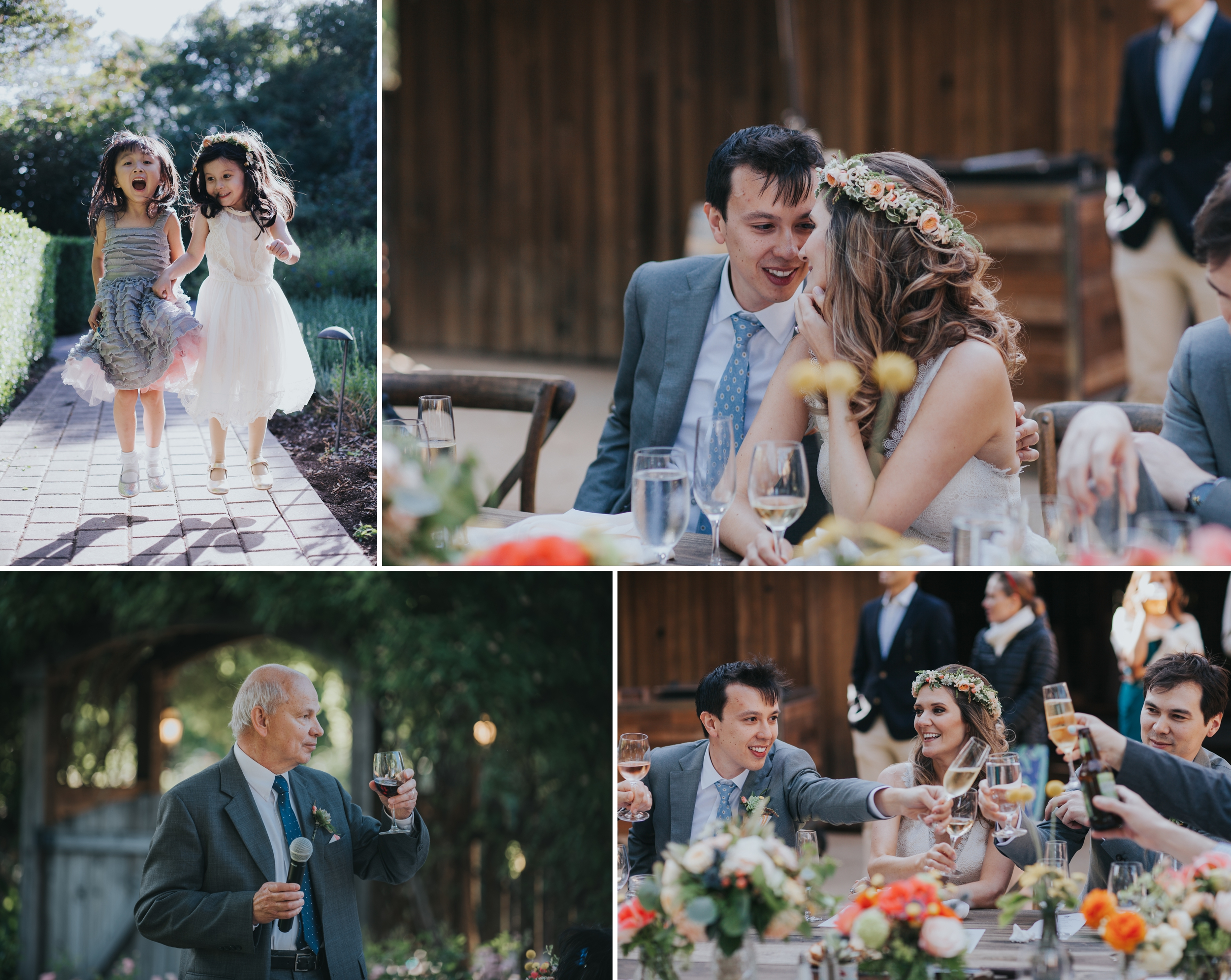 Ru's farm Wedding | Healdsburg CA |