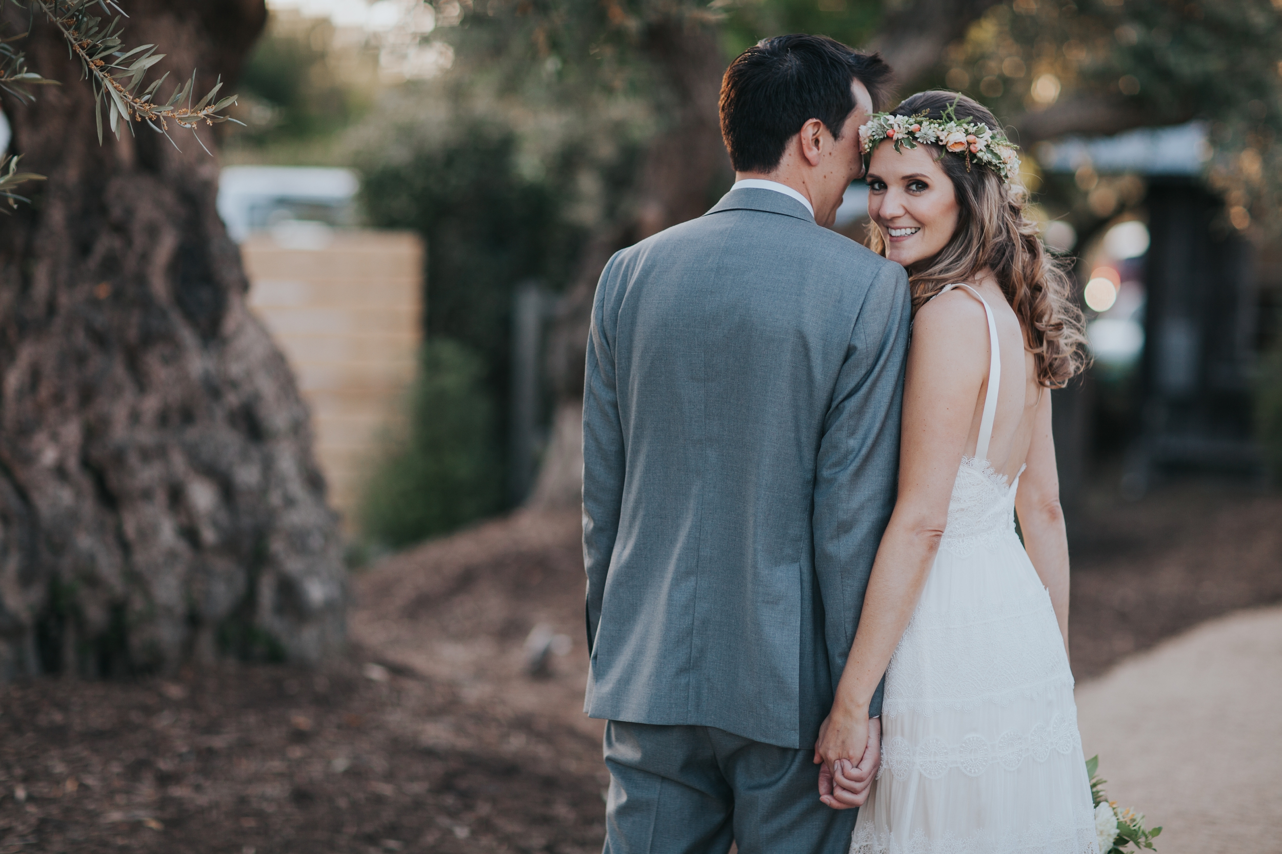 Ru's Farm a Healdsburg Country Gardens | Wedding