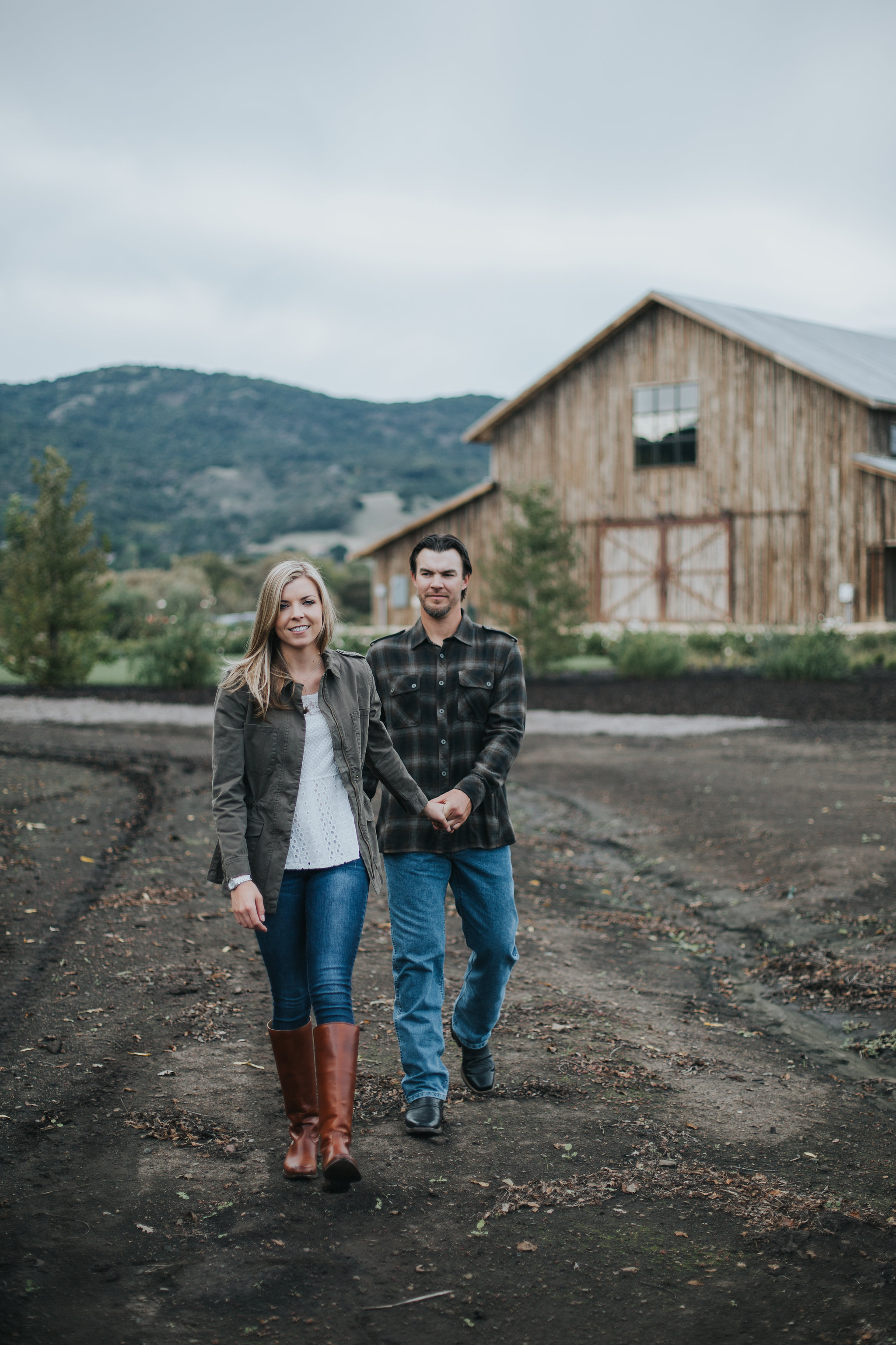 The Barn at Green Valley | Sacramento Wedding Photographer