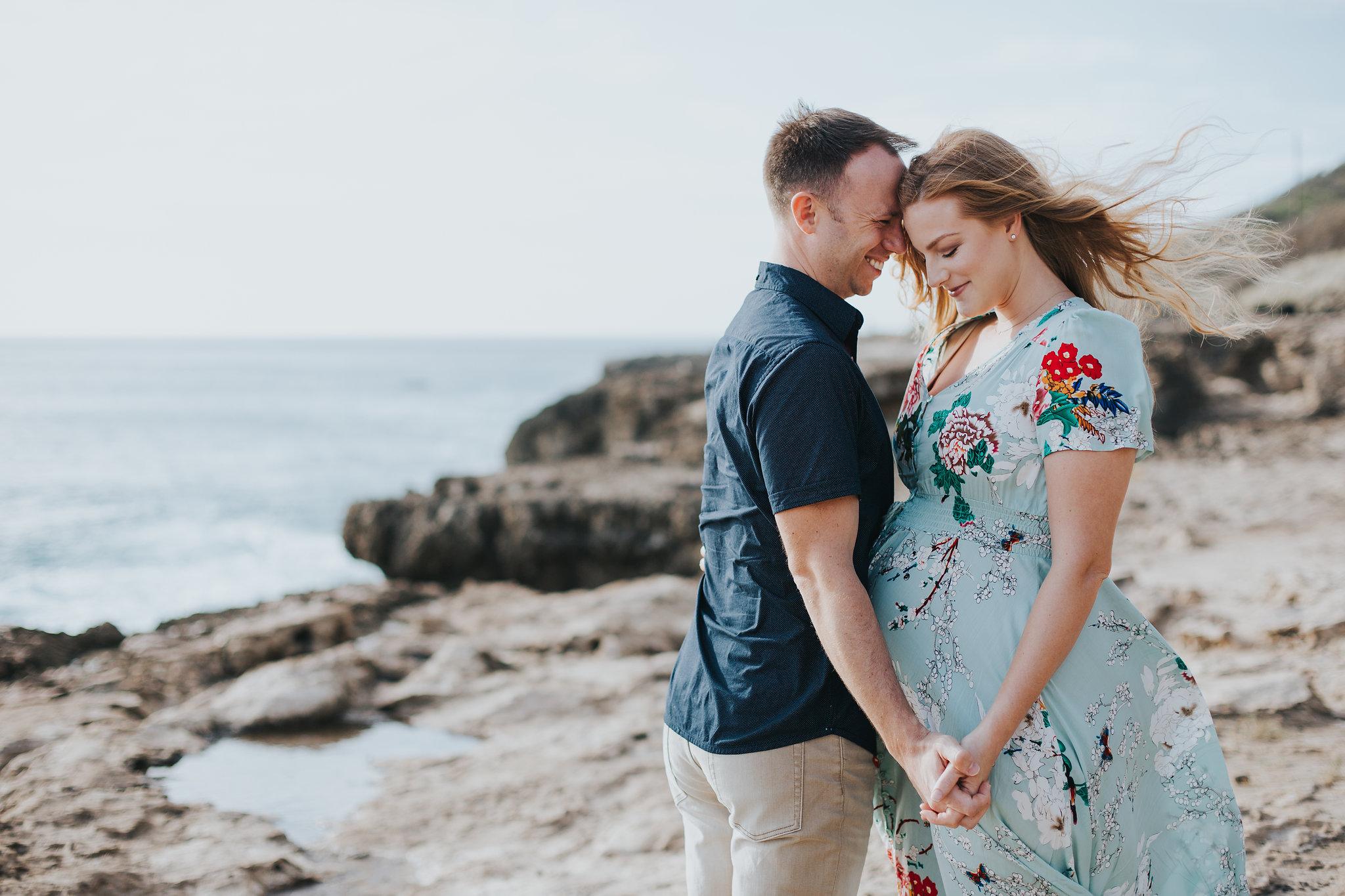 Oahu Hawaii | Maternity Photography Session