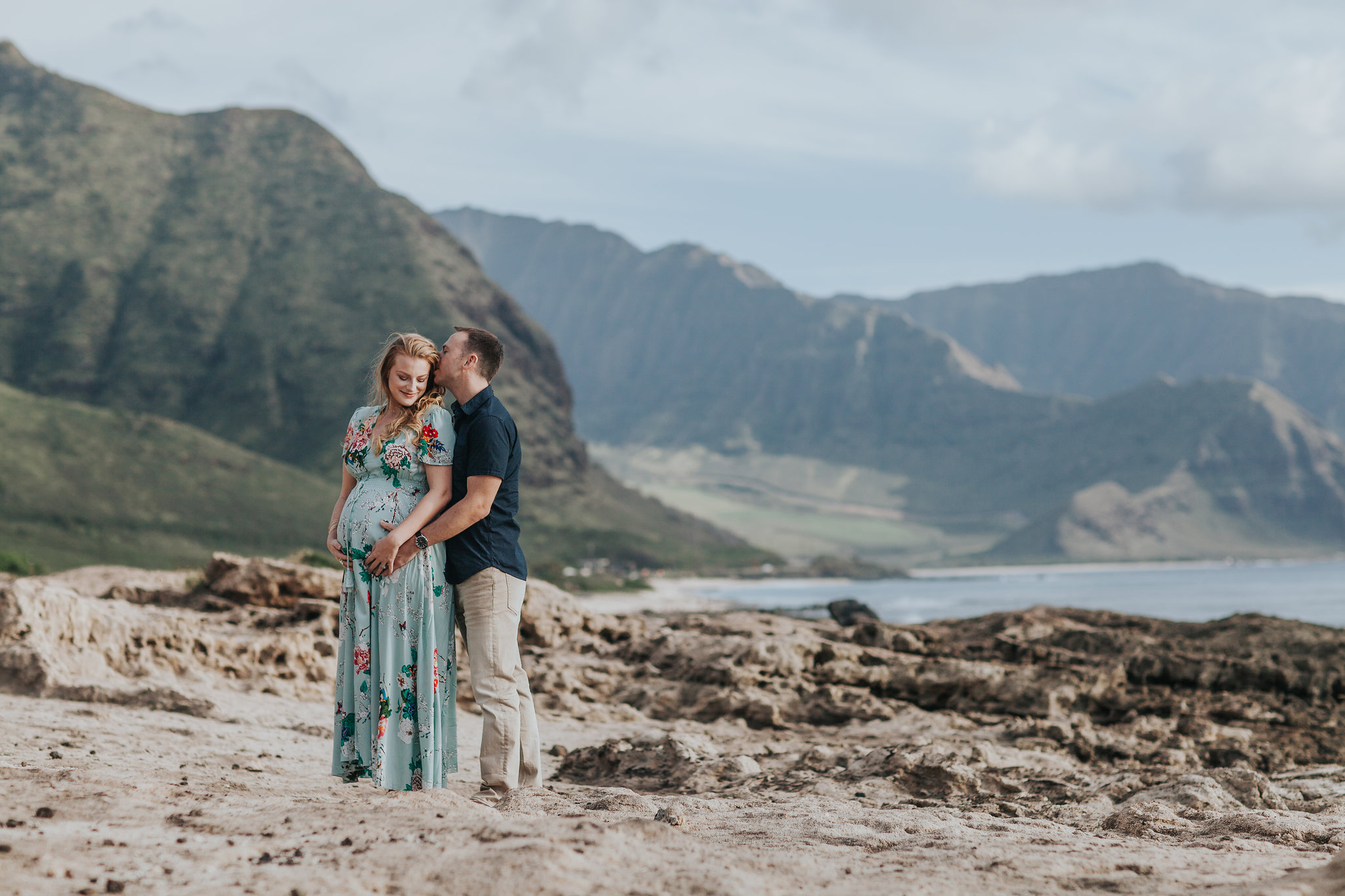 Oahu, Hawaii  |   Maternity Photography Session