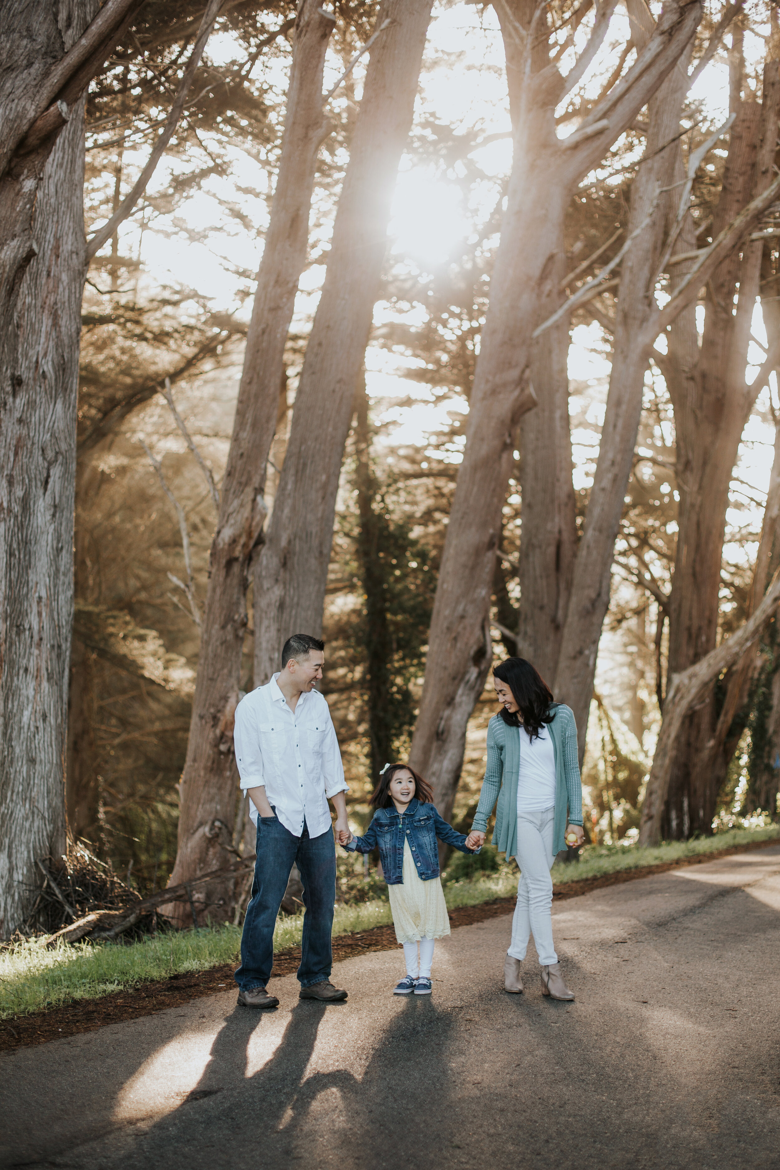 family photographer granite bay Loomis and auburn destination half moon bay