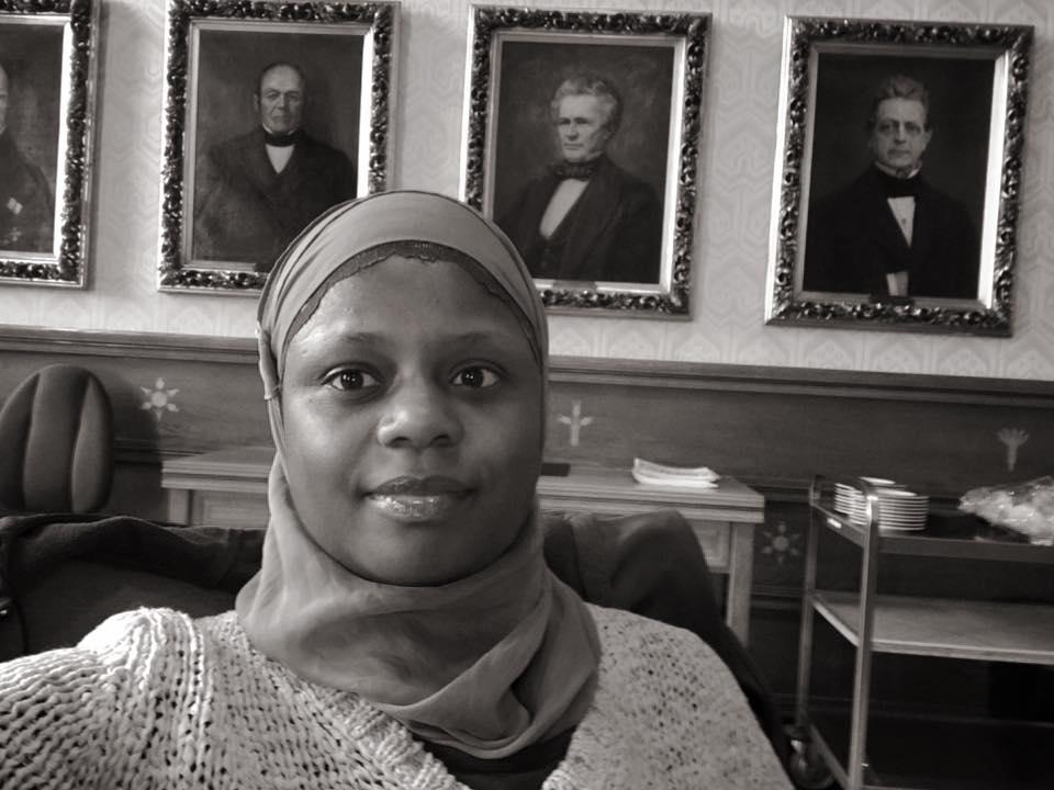 Abloom-direktøren på sitt første møte som vara i Rådet for personer med funksjonsnedsettelser i Oslo