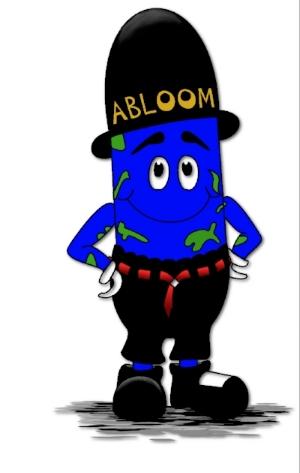 Ablooms maskot