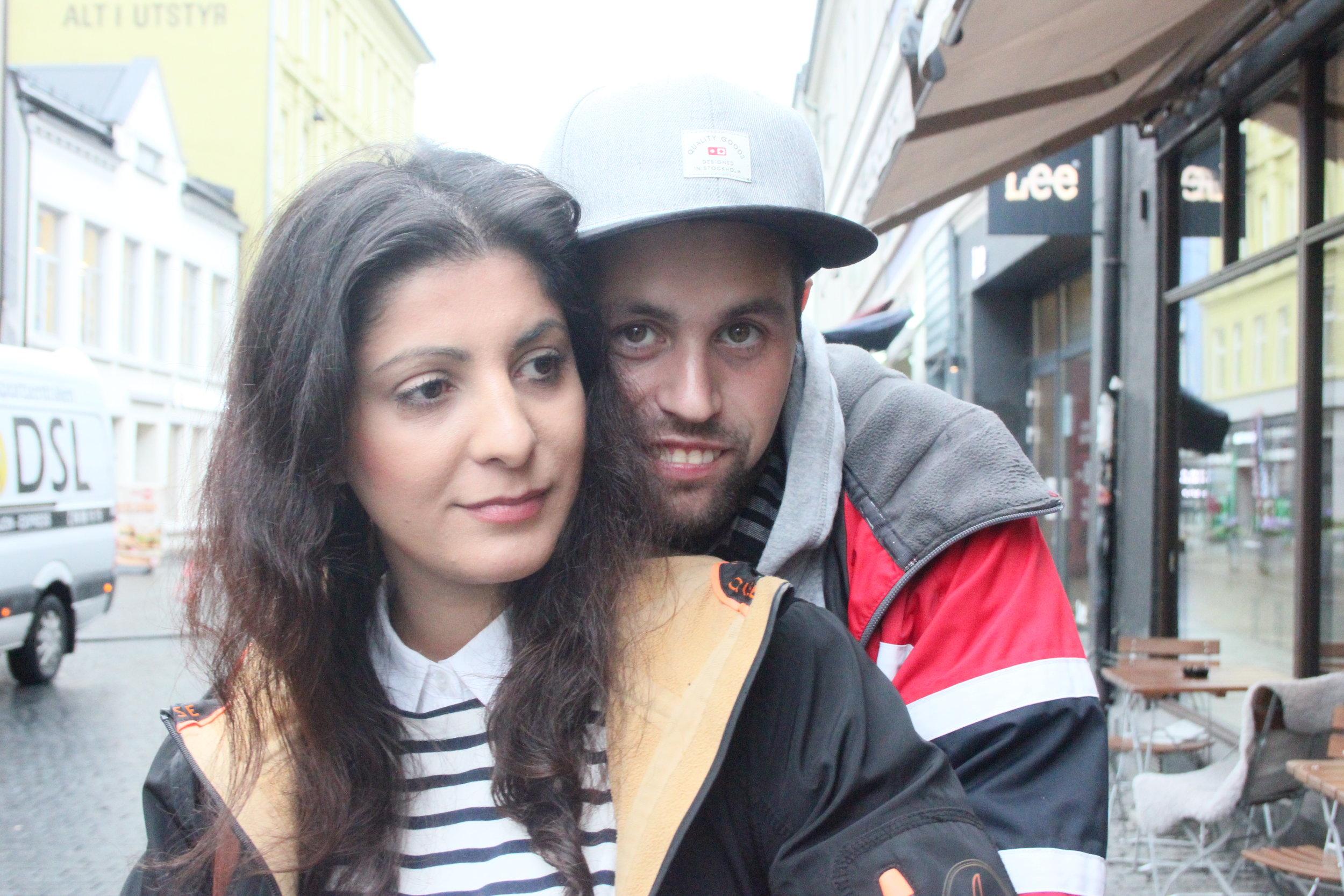 –Yousefs ærlighet om sine diagnoser var viktig for meg, forklarer Rania om hennes forhold til sin 6 år yngre forlovede.