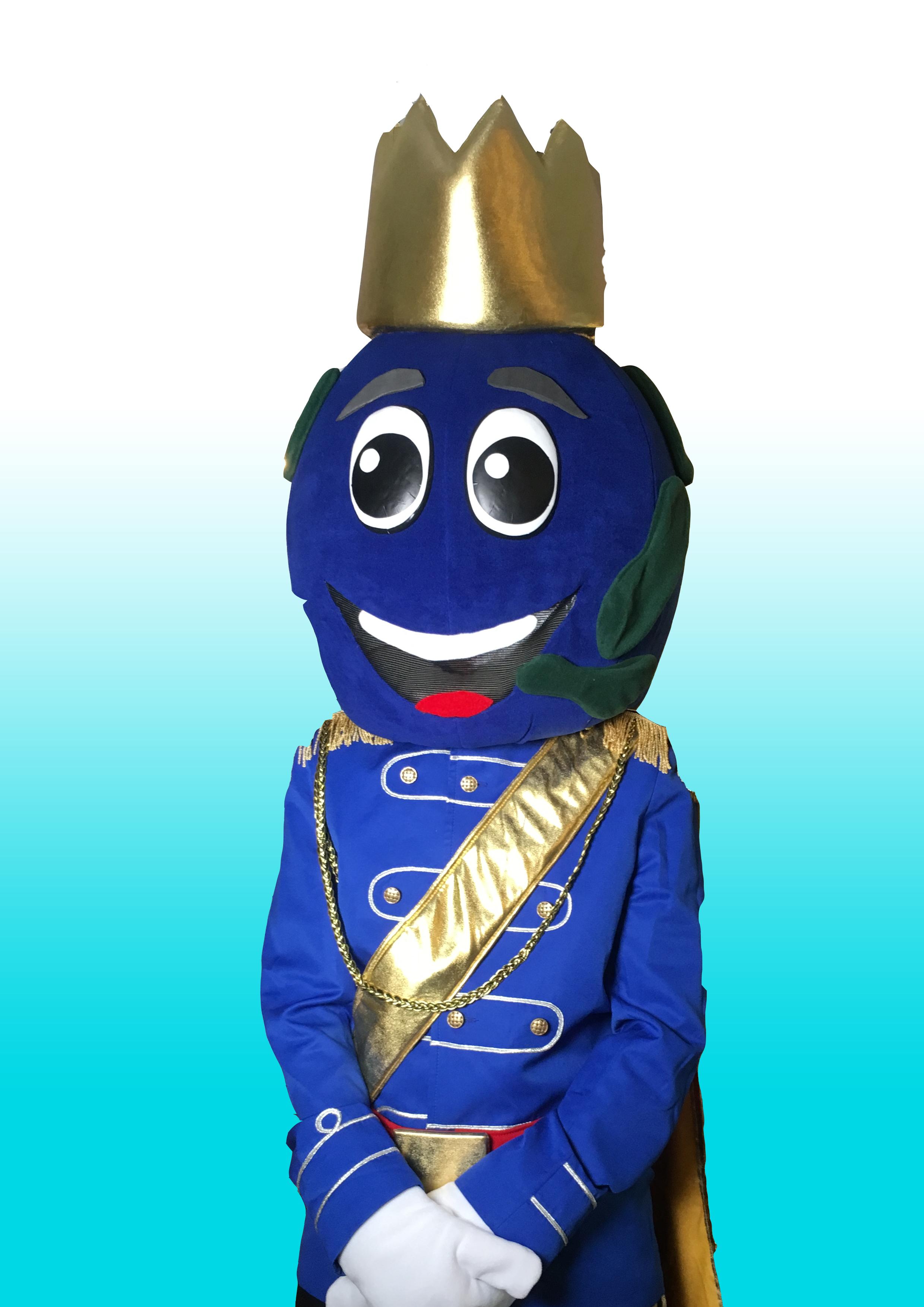 Prins Abloom er den første av de to nye personlighetene til Abloom.