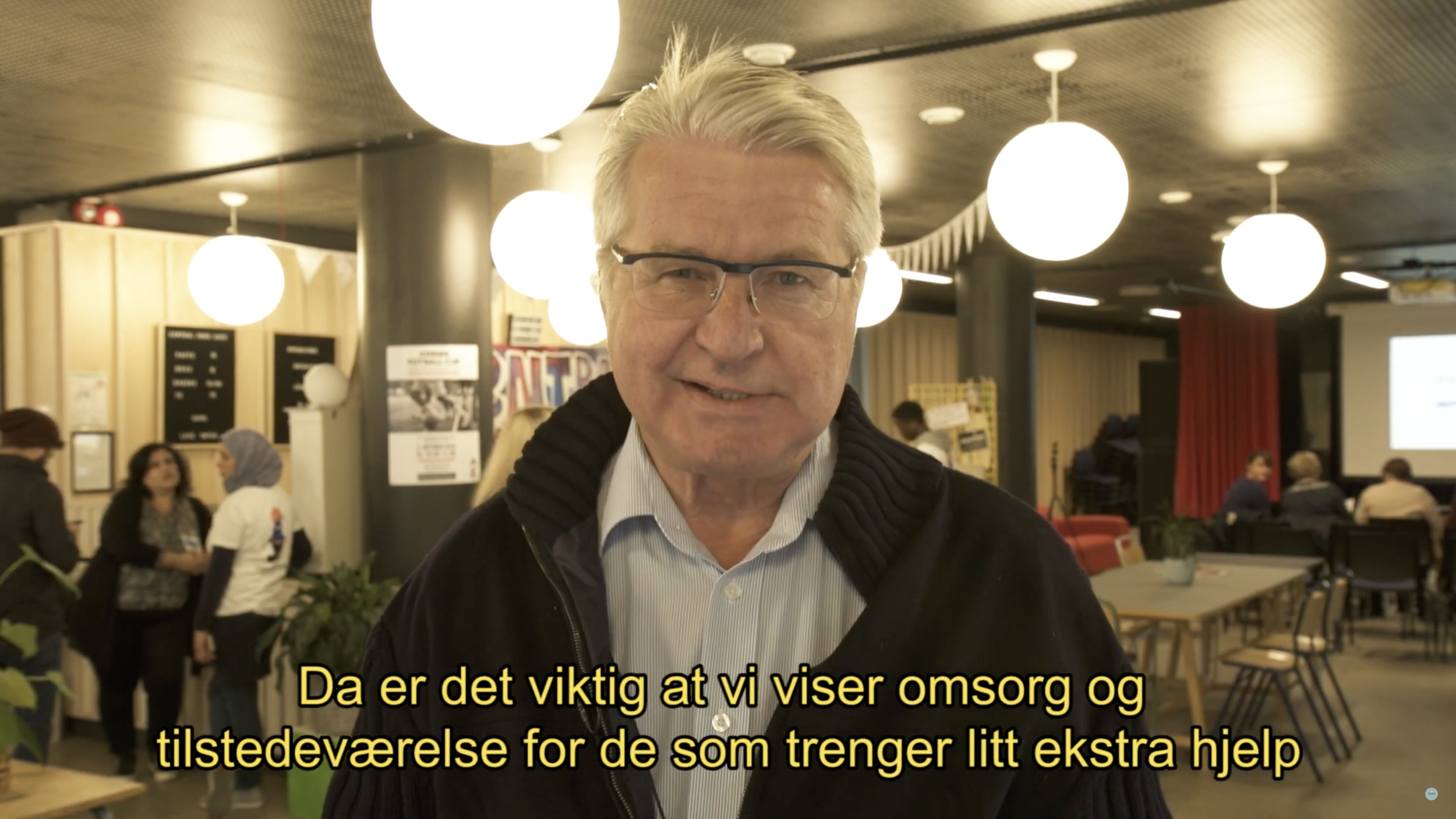 Appeal from politician /former mayor Fabian Stang