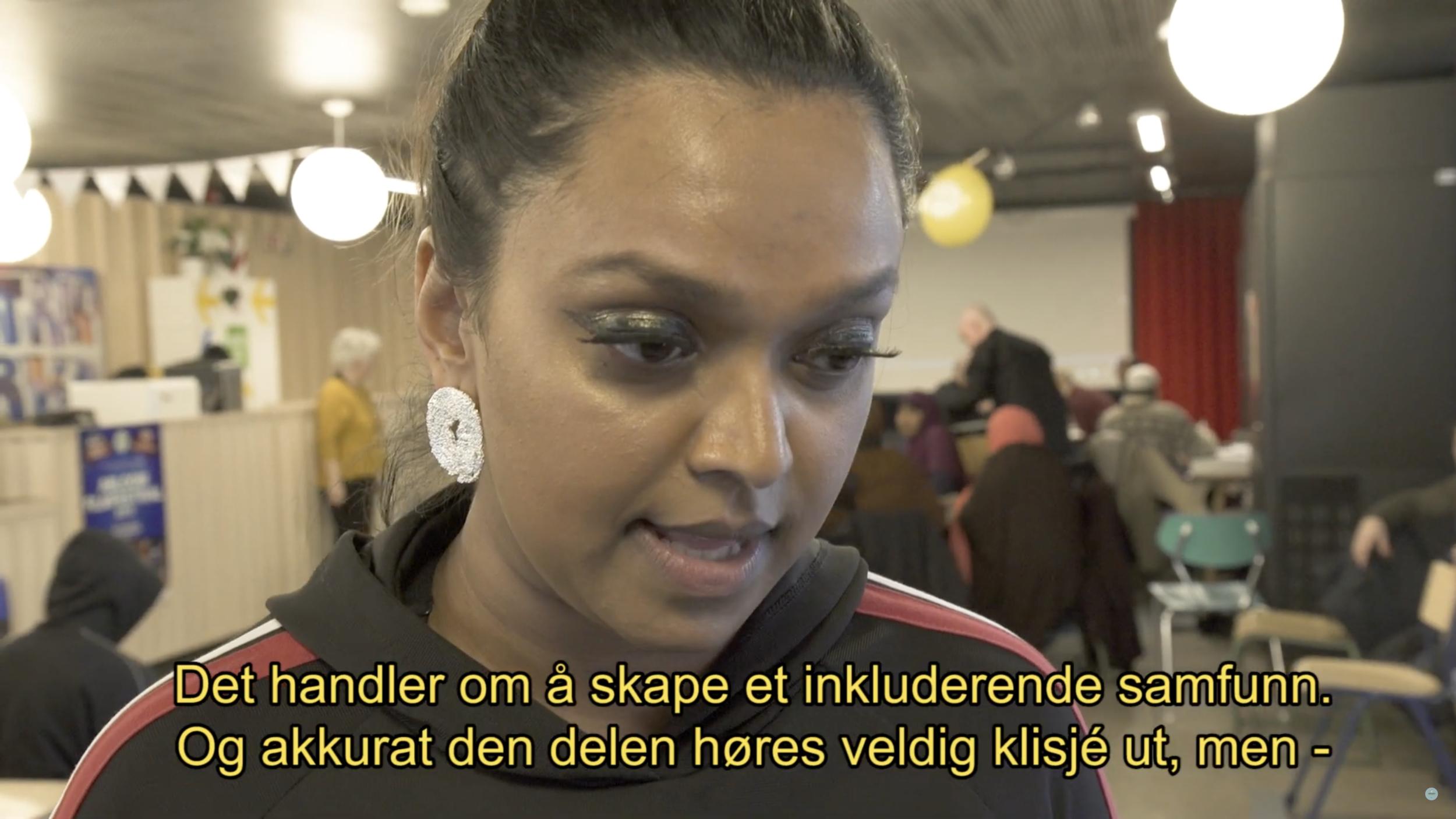 Appeal from deputy mayor (varaordfører) Kamzy Gunaratnam