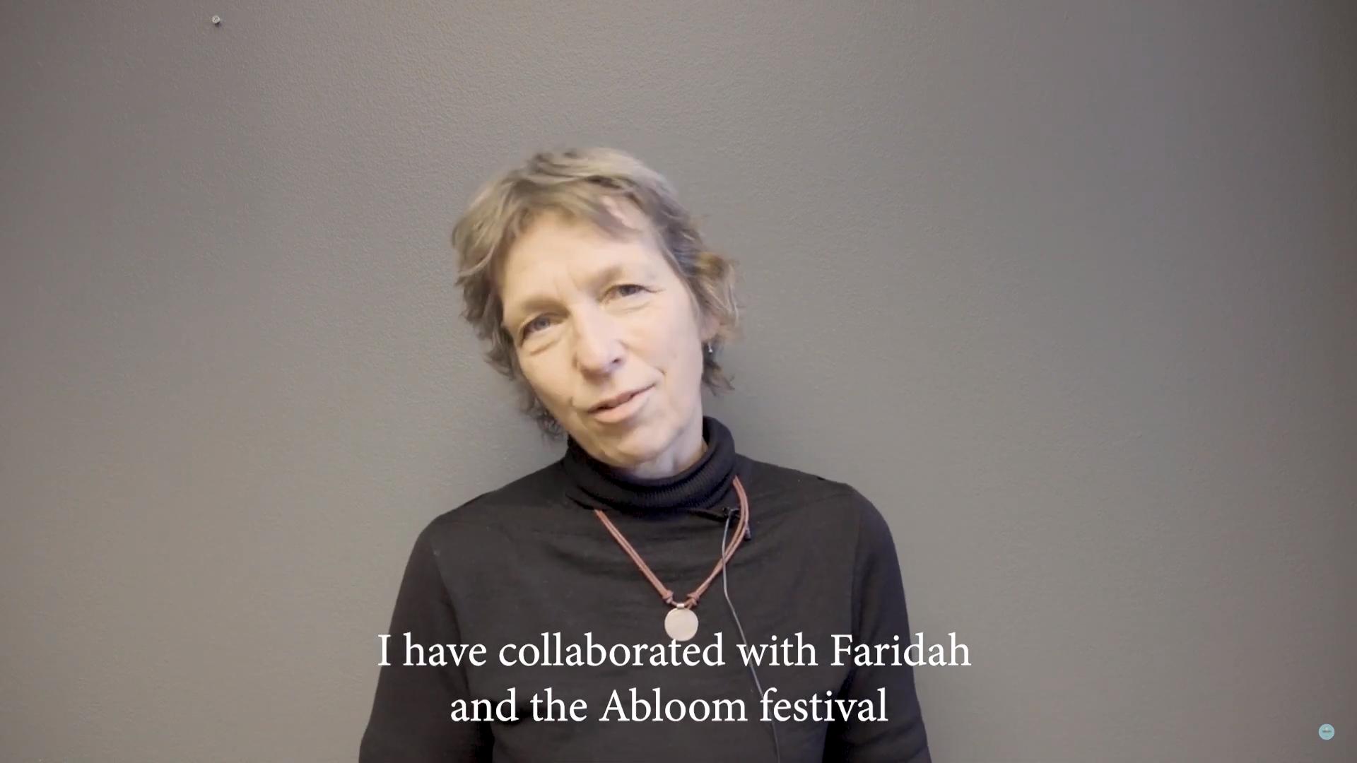 Appeal from professor Berit Berg