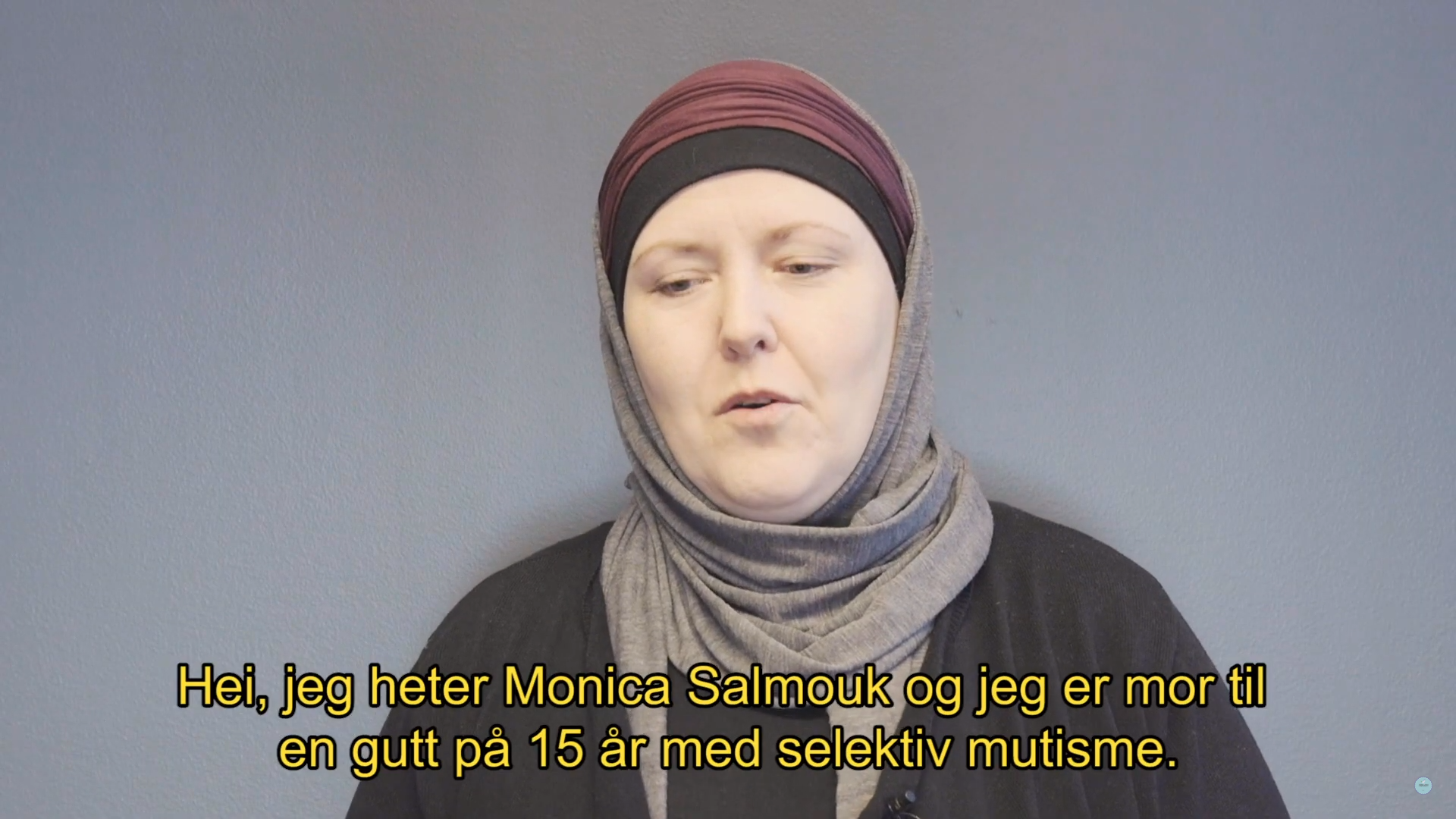 Appeal from Monica Salmouk - mother