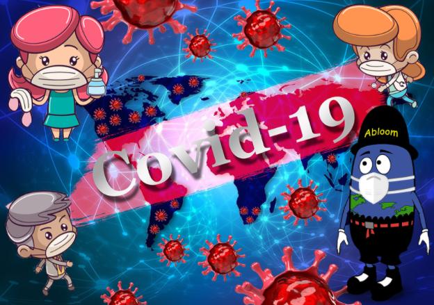 Abloom bidrar i fellesdugnaden mot Coronaviruset.